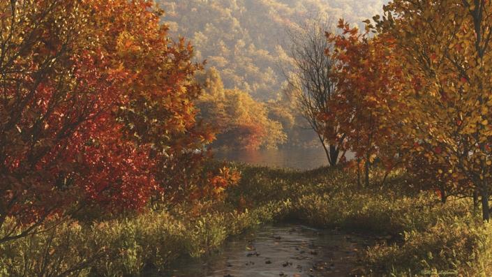 October Tapestry
