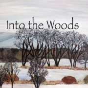 Into the Woods Exhibit Logo